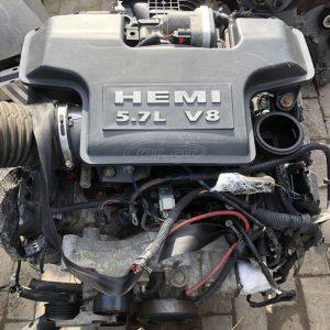 ΜΟΤΕΡ JEEP 5,7L LHEMI V8 Grand Cherokee 2005-2015 & Wrangler 2003-2006