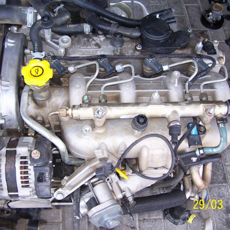 ΜΟΤΕΡ JEEP Cherokee Renegade 2800 CRD 2005